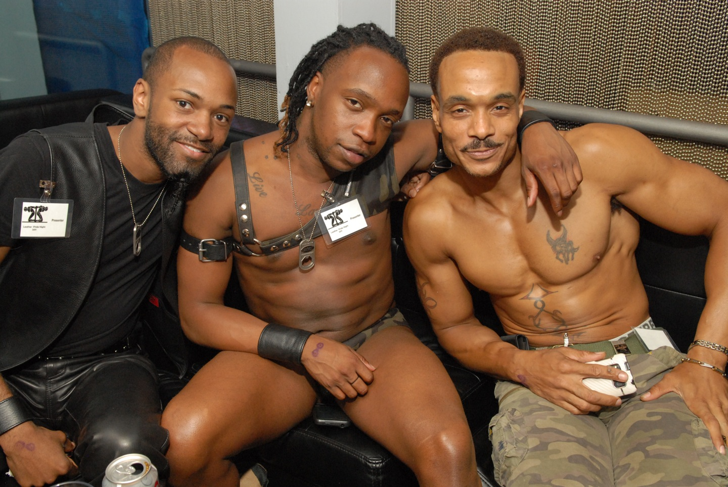 woof times three Three Days to Leather Pride (photo countdown)