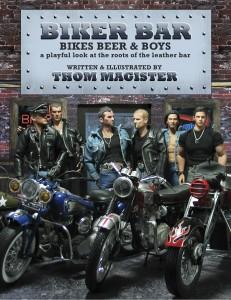 Biker Bar front cover
