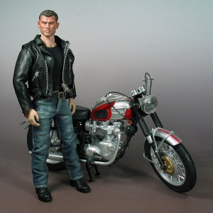 MAGISTER - Leather Dude & bike - 1a